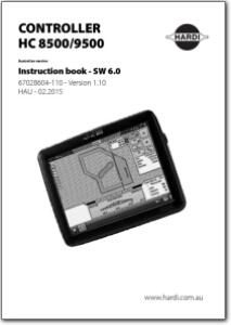 HC8500 / 9500 6.xx